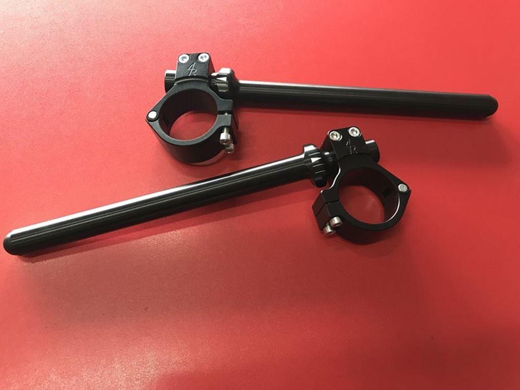 CNC Clip-ons ρυθμιζόμενες βέργες