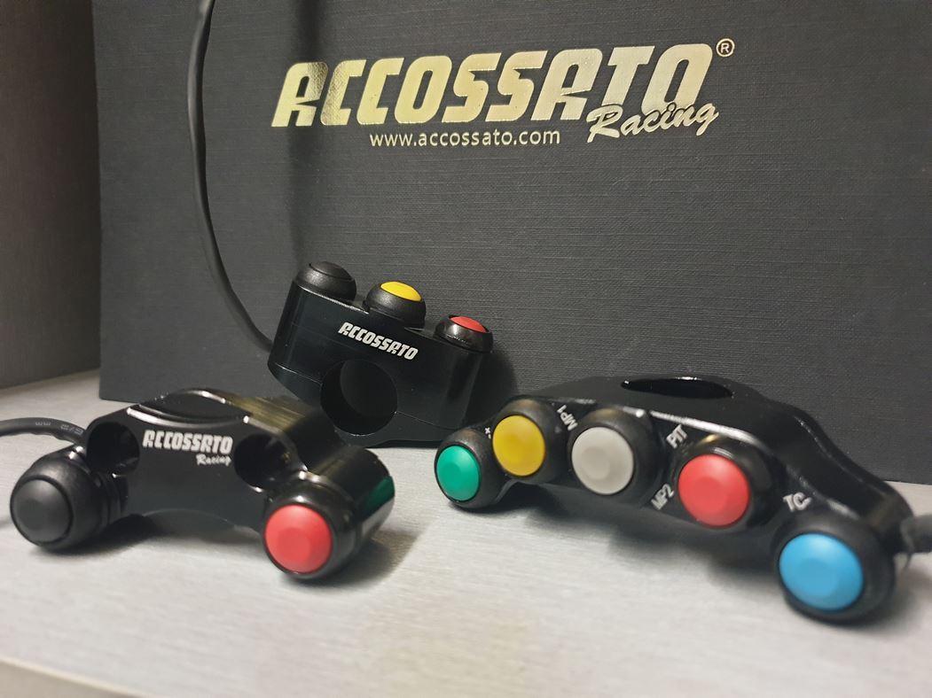 ΔΙΑΚΟΠΤΕΣ RACING (2 buttons)